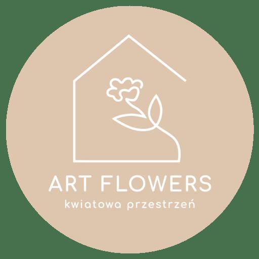 Art Flowers Logo