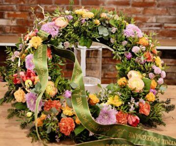 Kwiaty na Pogrzeb 2