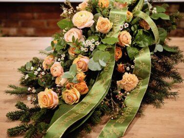 Kwiaty na Pogrzeb 1