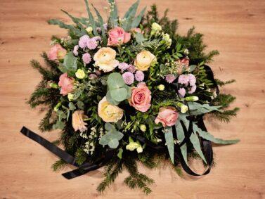 Kwiaty na Pogrzeb 3